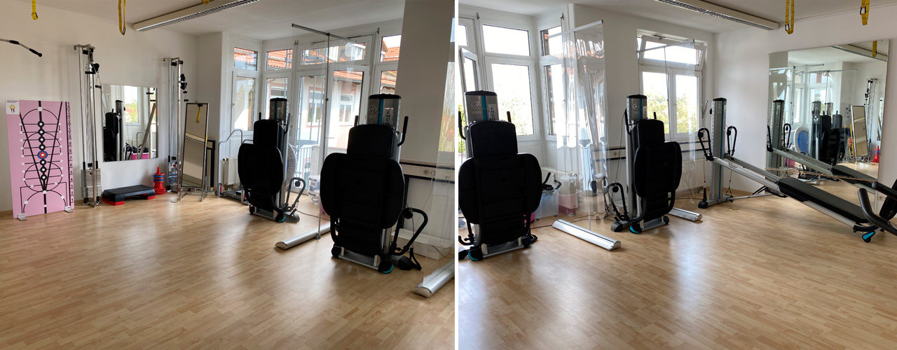 Physiotherapie, Ostepathie und Medical Trainig in Höhenkirchen-Siegertsbrunn