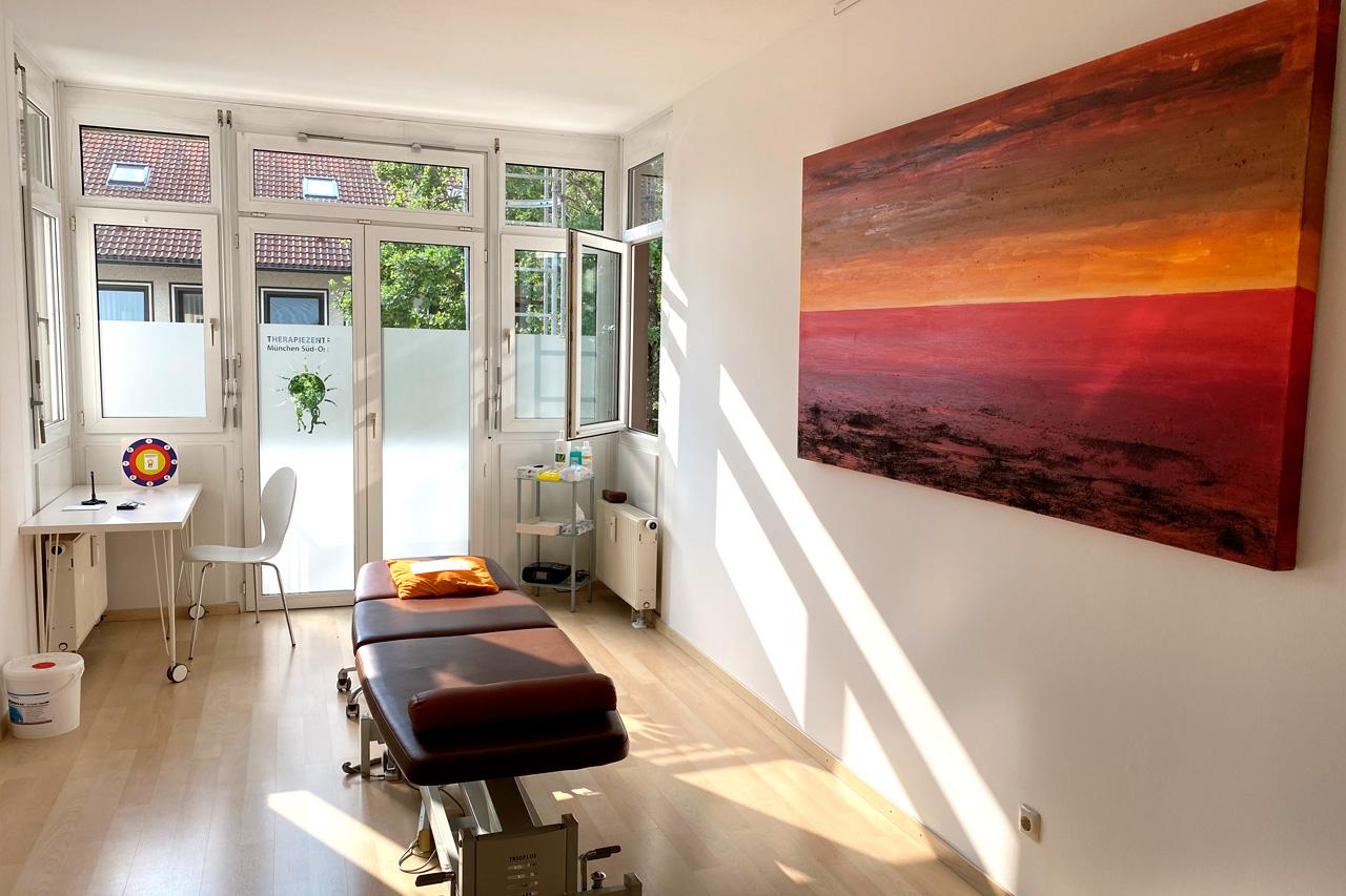 Physiotherapie, Ostepathie und Medical Trainig in Höhenkirchen-Siegertsbrunn